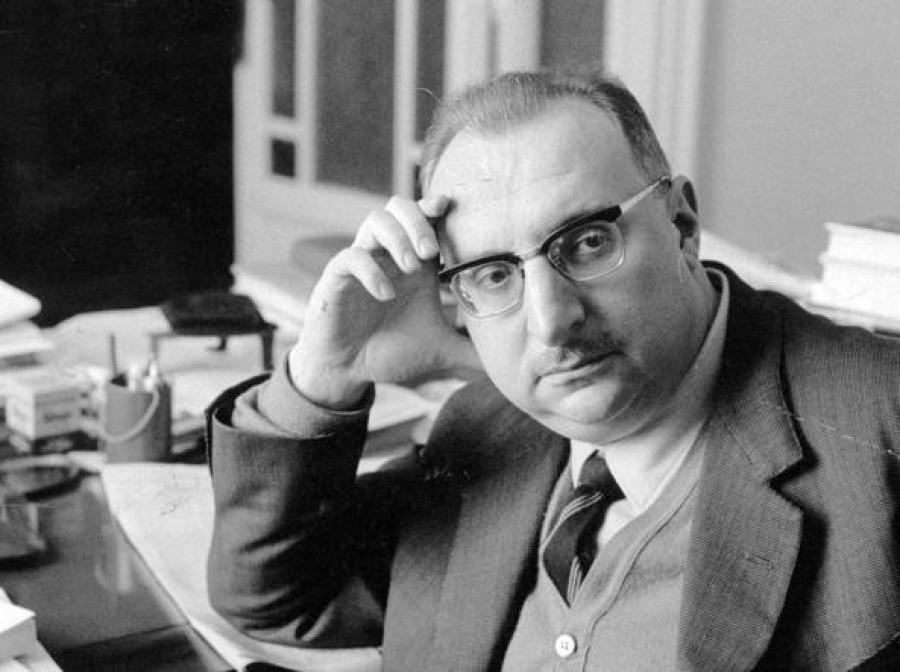 """giorgio manganelli  Manganelli parallelo: """"poeta del nulla"""" e """"interprete del suo tempo ..."""